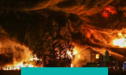 Vergunningverlening, toezicht en handhaving – Onderzoek naar de bestuurlijke voorgeschiedenis van de brand bij Van den Hoogen Recycling BV