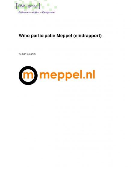 Wmo participatie Meppel