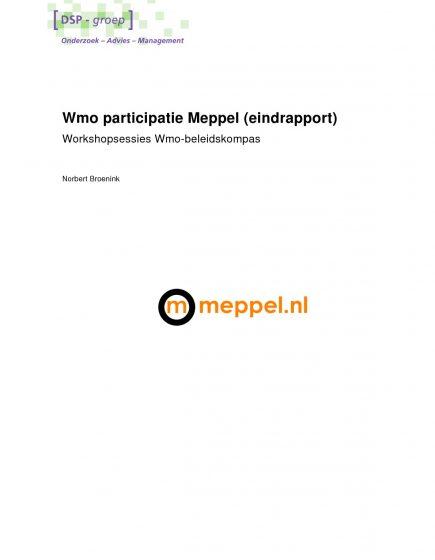 Workshops Wmo participatie Meppel