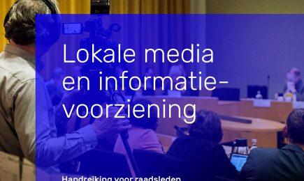 Lokale media en informatievoorziening