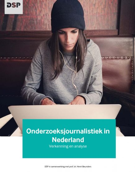 Onderzoeksjournalistiek in Nederland – Verkenning en analyse