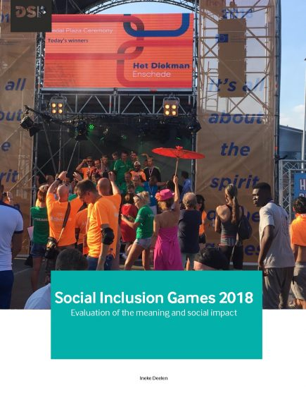 Social Inclusion Games 2018 – Evaluation of the meaning and social impact