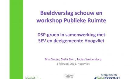 Workshop Openbare Ruimte Hoogvliet