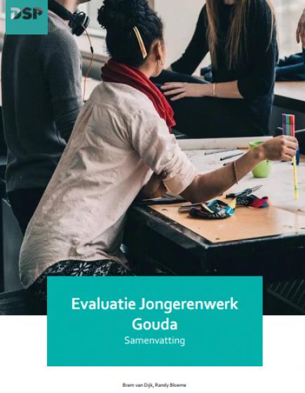 Evaluatie Jongerenwerk Gouda – Samenvatting