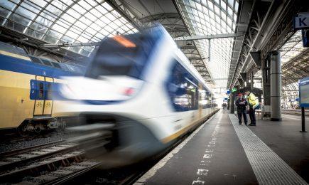 Sociale veiligheid op het spoor
