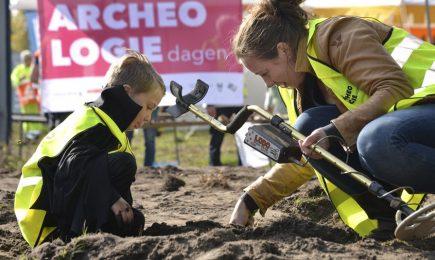 Inventarisatie publieksbereik archeologie in Nederland