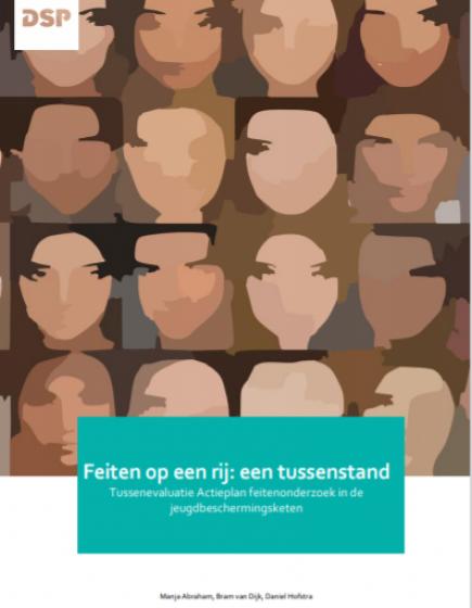 Feiten op een rij: een tussenstand – Tussenevaluatie Actieplan feitenonderzoek in de jeugdbeschermingsketen