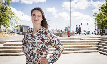 Even voorstellen… junior onderzoeker Babette Beertema