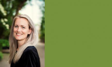 Annelijn Remmelink bij Programma Thuiszitters