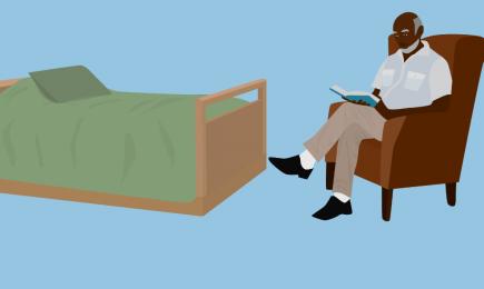 Drempels verlagen bij logeerzorg voor ouderen
