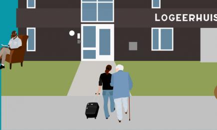 Logeerzorg voor ouderen loont