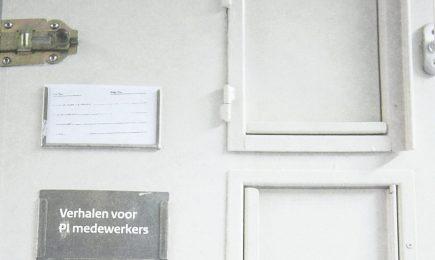Boek 'Ieder mens heeft een deur' voor DJI