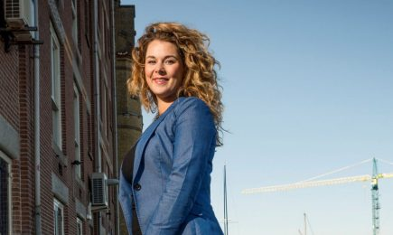Detachering Linda van Dongen bij Programma Thuiszitters