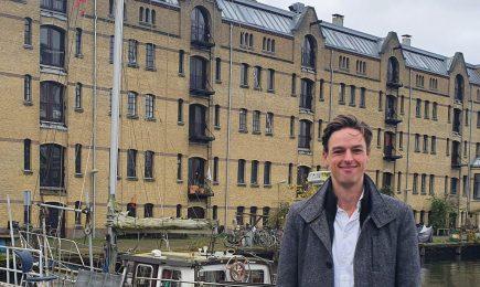 Nieuwe collega: Tjisse Bosch