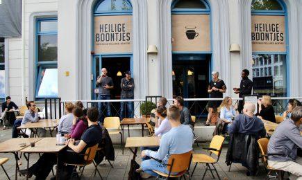 DSP feliciteert Heilige Boontjes met nominatie Hein Roethofprijs
