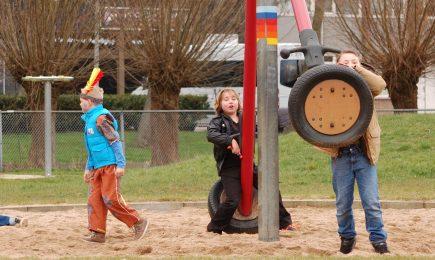 Kinderen en buitenruimte: spelen, bewegen en leren
