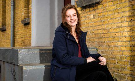 Nieuwe collega: Maud Pluijm