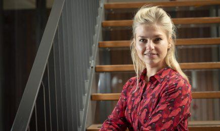 Nieuwe collega DSP: onderzoeker/adviseur Nina Faulstich