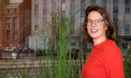 Nieuwe collega DSP: adviseur Noortje Dickhoff