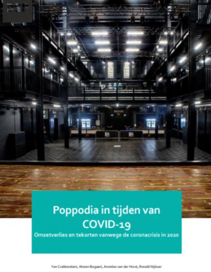 Poppodia in tijden van COVID-19