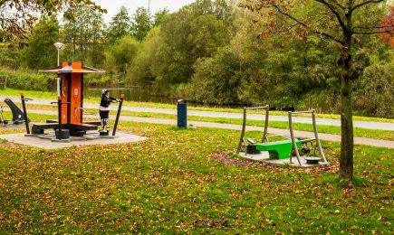 Artikel 'Sporten en bewegen in Utrechtse wijken'