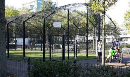 Sportaanbod op de pleintjes in Amsterdam-Oost
