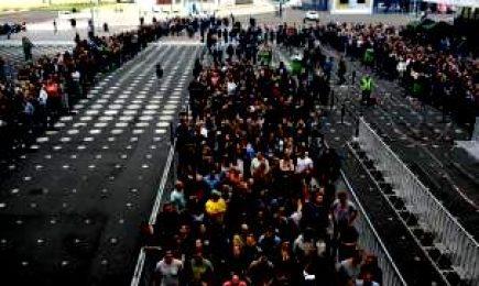 Veiligheid bij evenementen in de Ziggo Dome